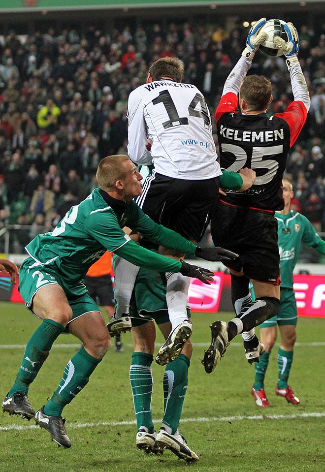 Legia Warszawa 1-2 Śląsk Wrocław - fot. Piotr Galas (zdjęcie 51 z 72)
