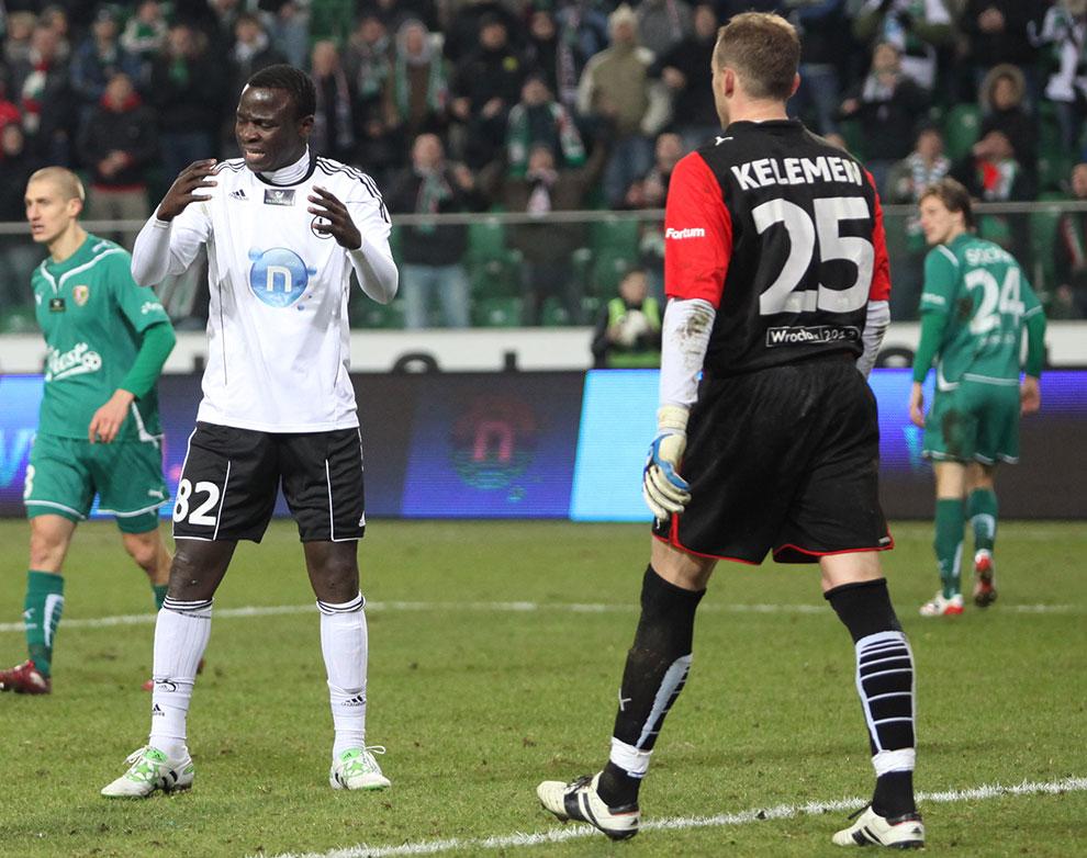 Legia Warszawa 1-2 Śląsk Wrocław - fot. Piotr Galas (zdjęcie 55 z 72)