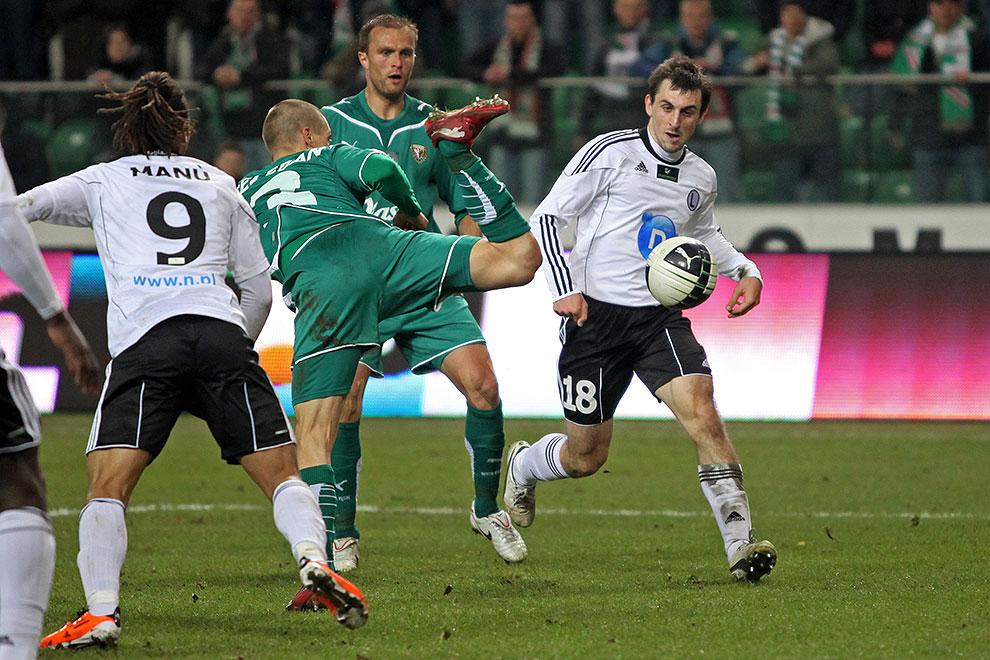 Legia Warszawa 1-2 Śląsk Wrocław - fot. Piotr Galas (zdjęcie 56 z 72)