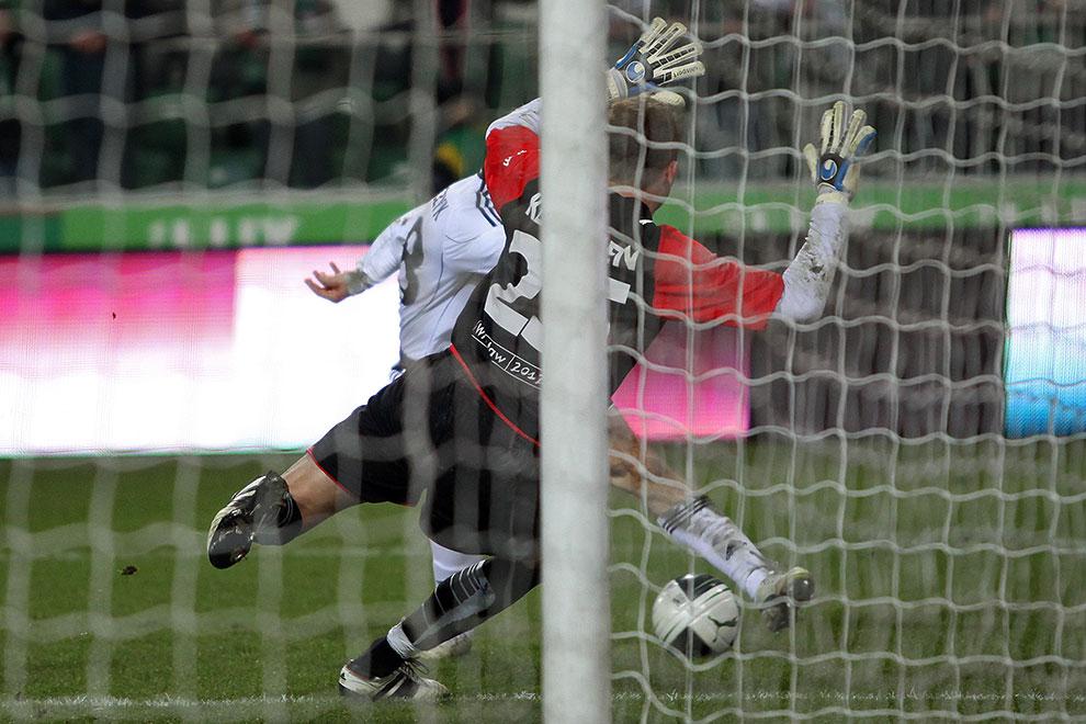 Legia Warszawa 1-2 Śląsk Wrocław - fot. Piotr Galas (zdjęcie 57 z 72)