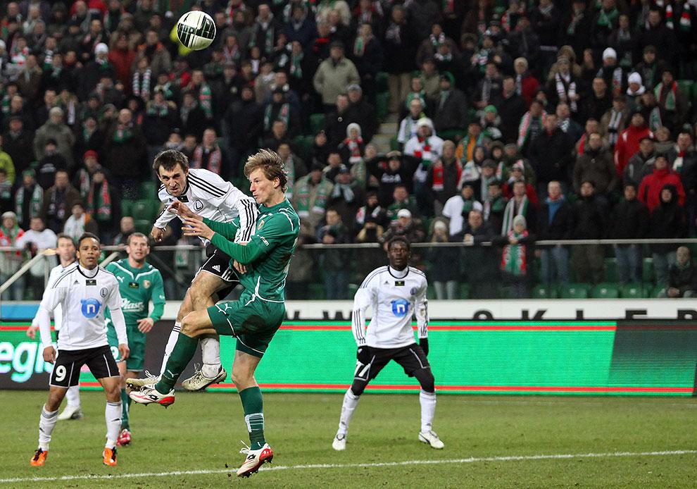 Legia Warszawa 1-2 Śląsk Wrocław - fot. Piotr Galas (zdjęcie 58 z 72)