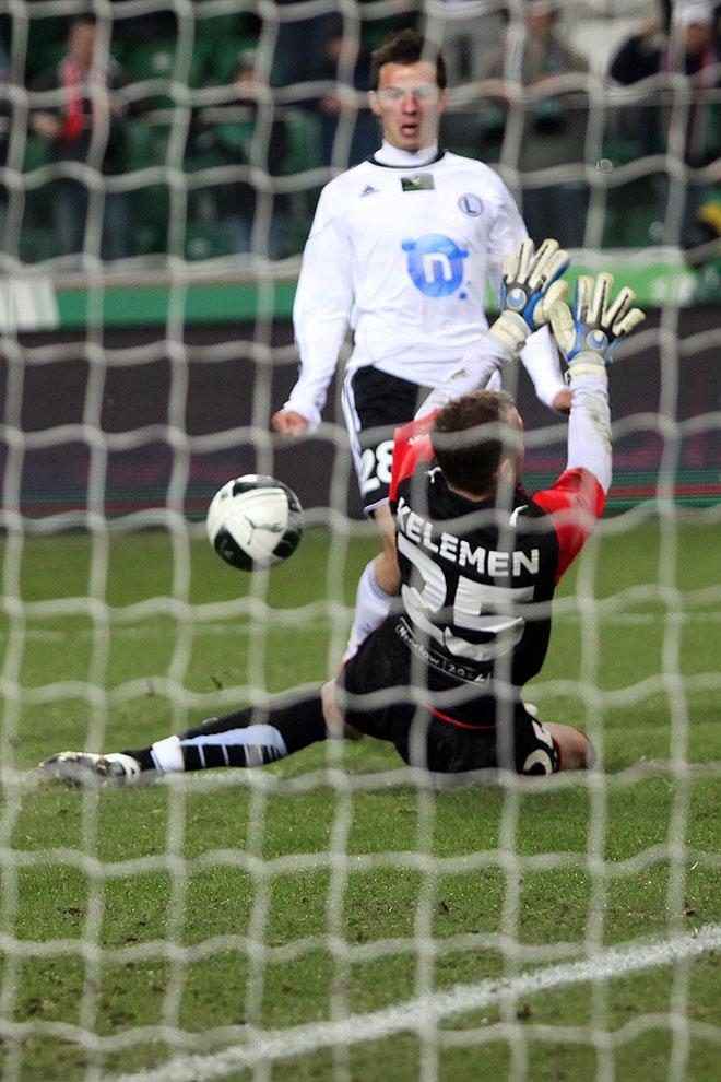 Legia Warszawa 1-2 Śląsk Wrocław - fot. Piotr Galas (zdjęcie 59 z 72)