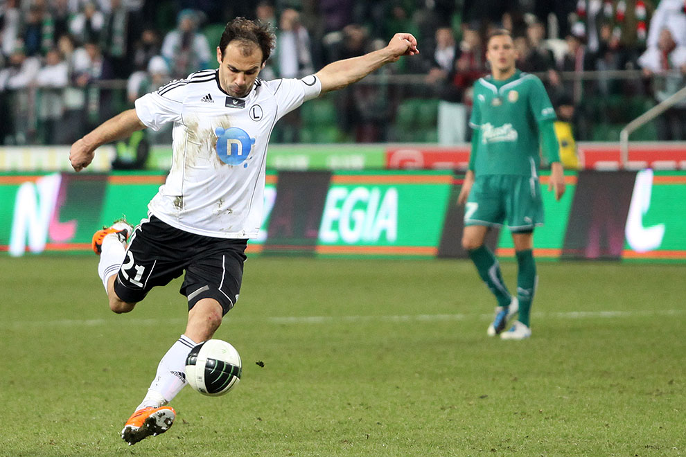 Legia Warszawa 1-2 Śląsk Wrocław - fot. Piotr Galas (zdjęcie 60 z 72)