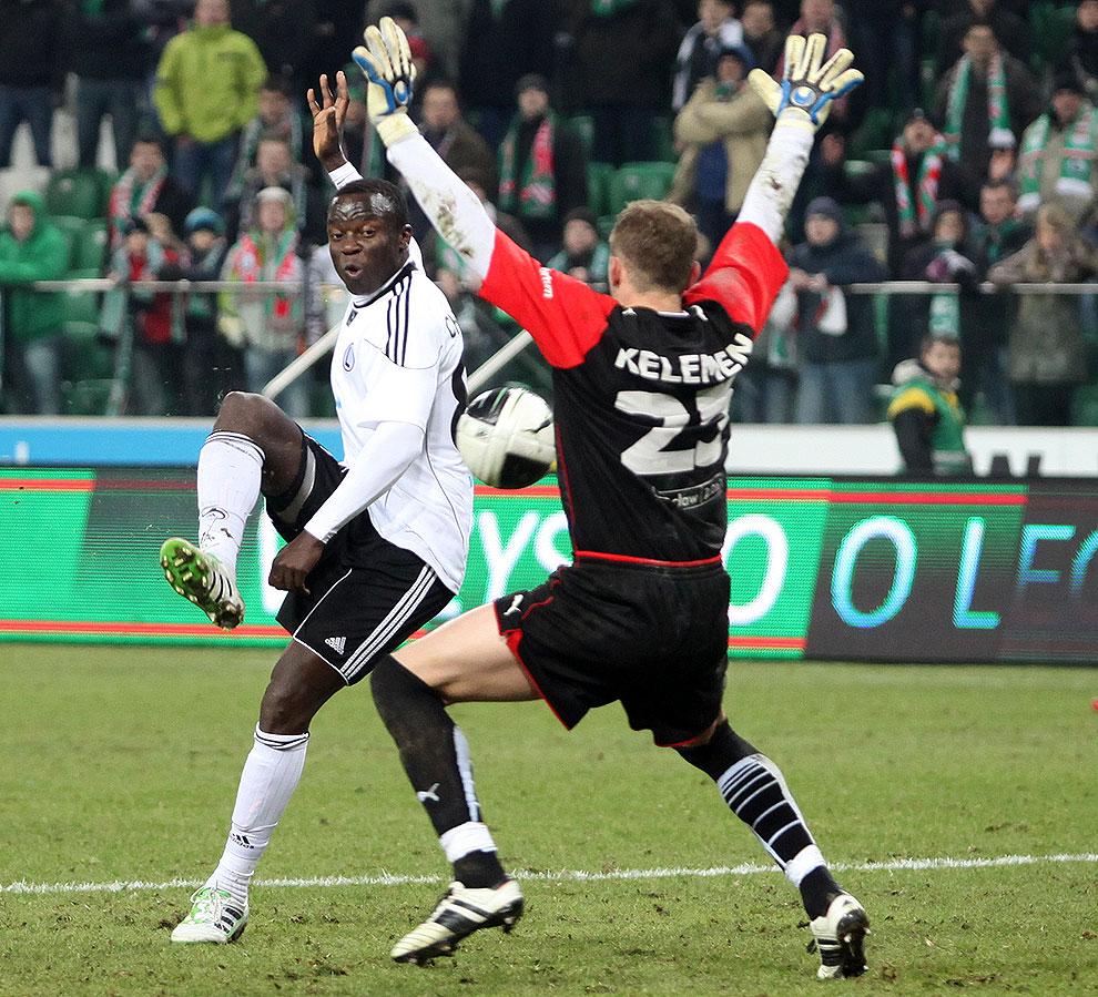 Legia Warszawa 1-2 Śląsk Wrocław - fot. Piotr Galas (zdjęcie 61 z 72)