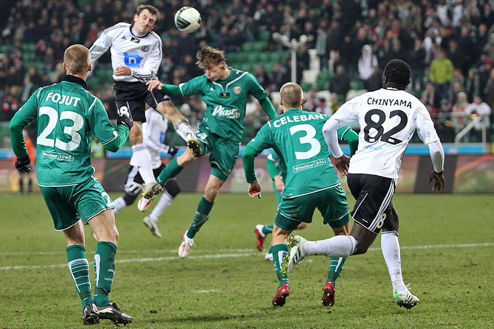 Legia Warszawa 1-2 Śląsk Wrocław - fot. Piotr Galas (zdjęcie 64 z 72)