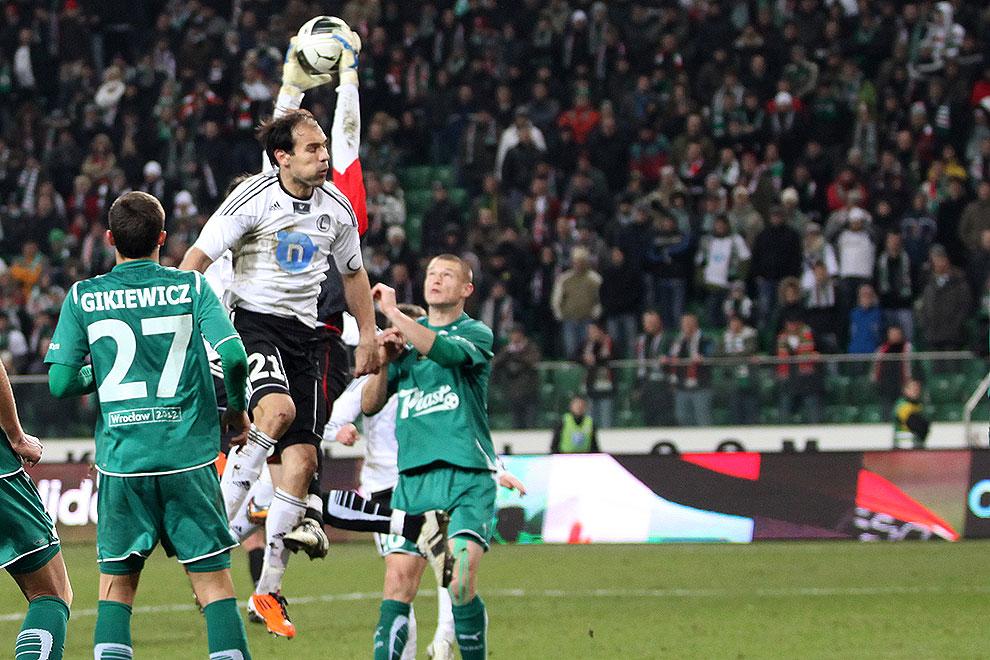 Legia Warszawa 1-2 Śląsk Wrocław - fot. Piotr Galas (zdjęcie 65 z 72)