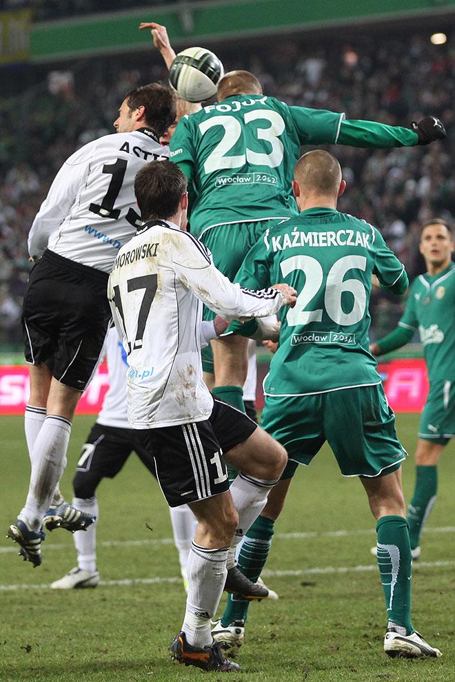 Legia Warszawa 1-2 Śląsk Wrocław - fot. Piotr Galas (zdjęcie 67 z 72)