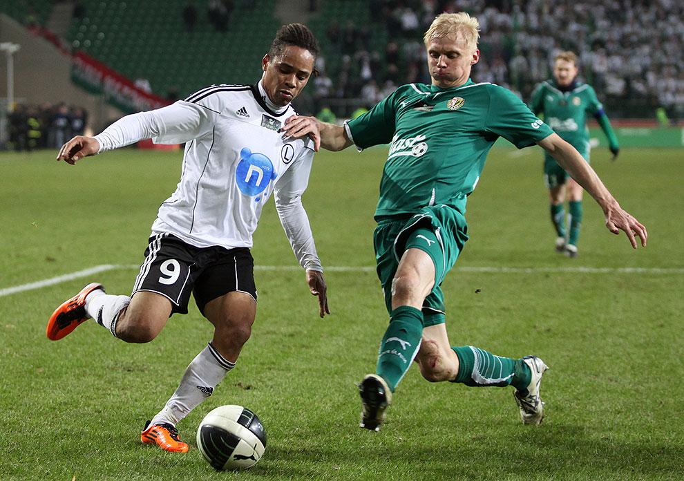 Legia Warszawa 1-2 Śląsk Wrocław - fot. Piotr Galas (zdjęcie 68 z 72)