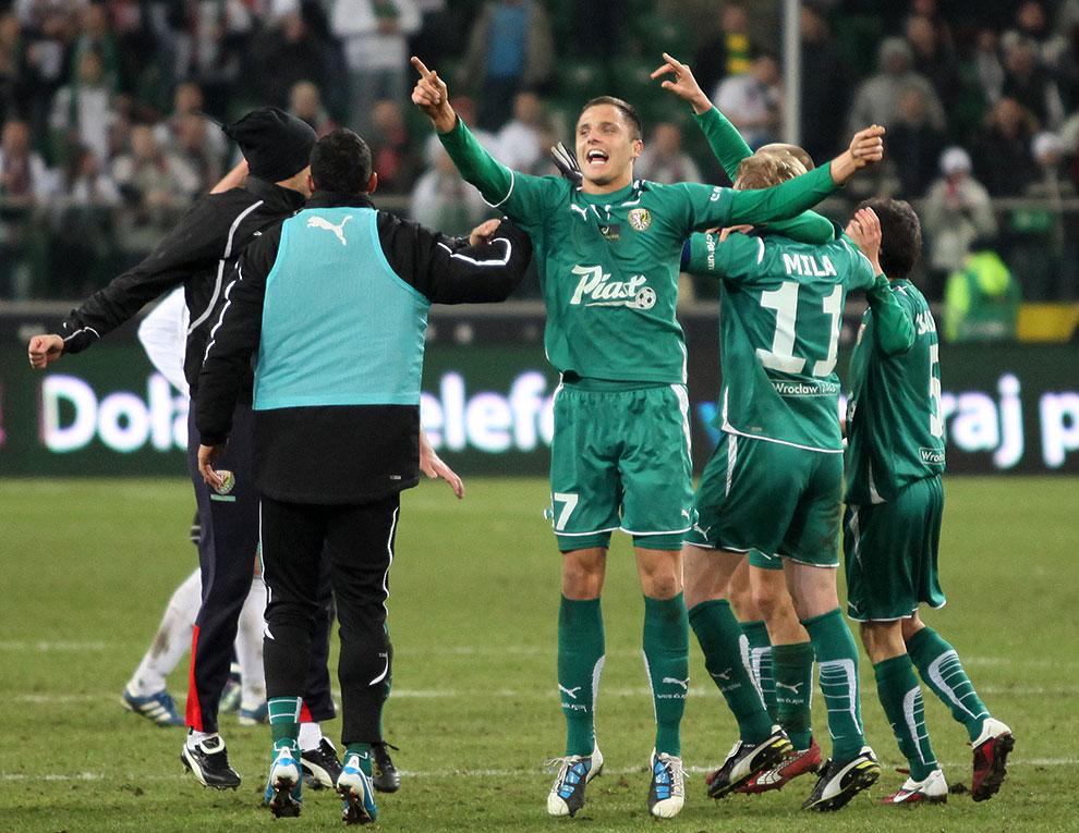 Legia Warszawa 1-2 Śląsk Wrocław - fot. Piotr Galas (zdjęcie 70 z 72)