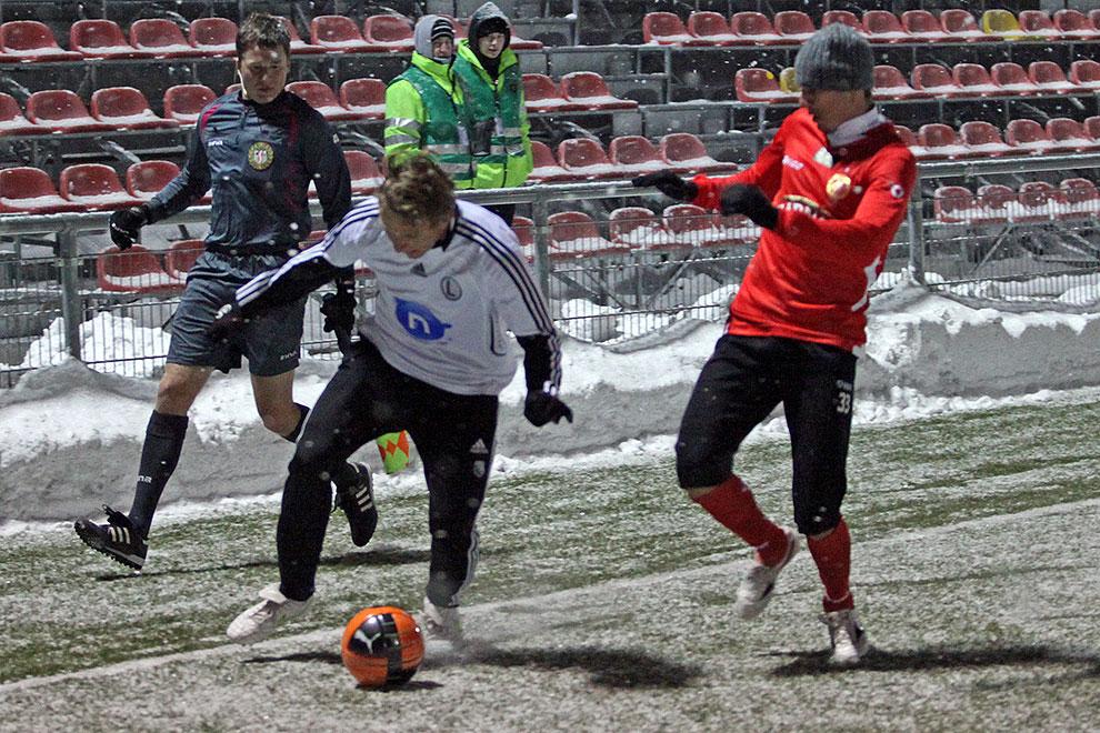 Legia Warszawa 3-1 Widzew Łódź - fot. Piotr Galas (zdjęcie 11 z 19)