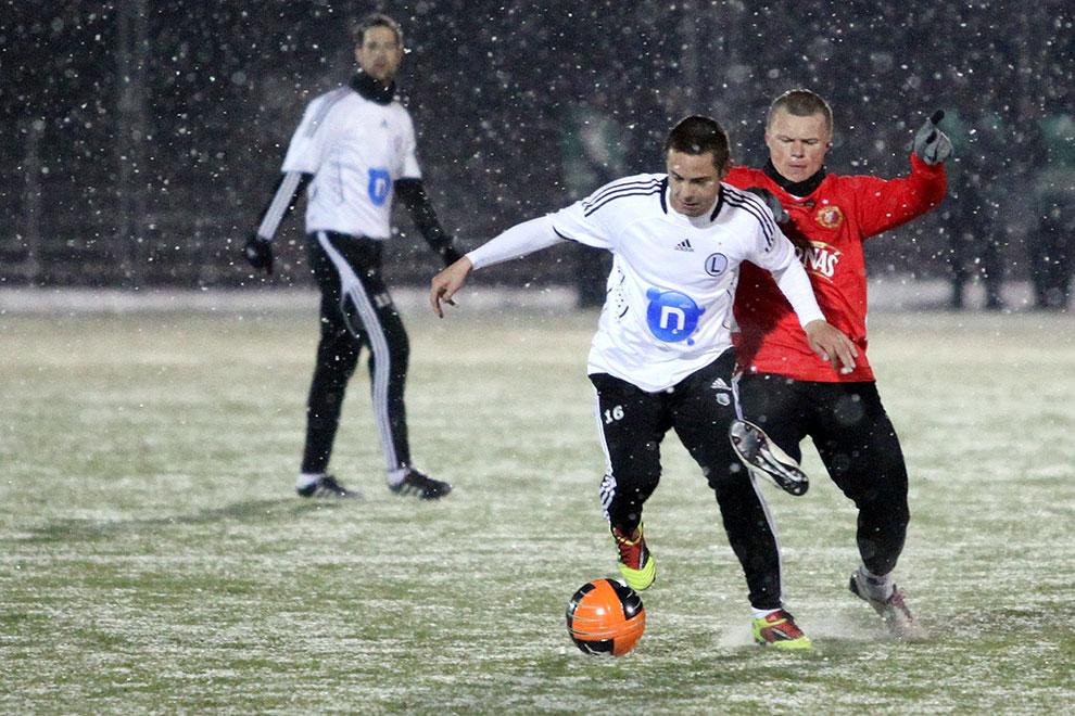 Legia Warszawa 3-1 Widzew Łódź - fot. Piotr Galas (zdjęcie 12 z 19)