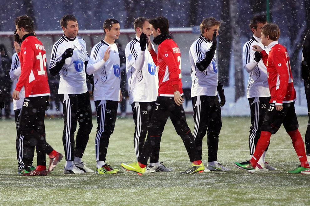 Legia Warszawa 3-1 Widzew Łódź - fot. Piotr Galas (zdjęcie 2 z 19)