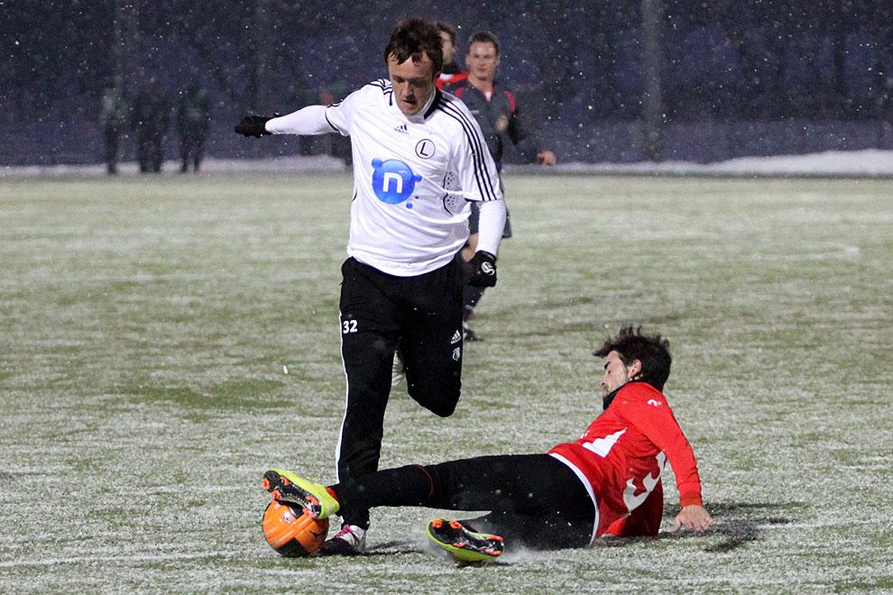 Legia Warszawa 3-1 Widzew Łódź - fot. Piotr Galas (zdjęcie 4 z 19)