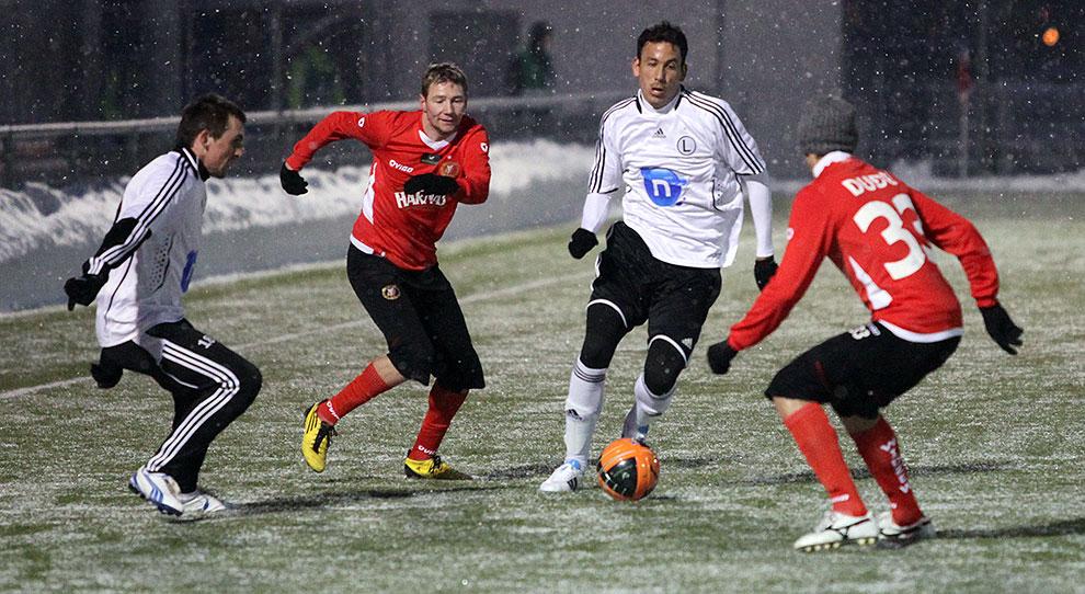 Legia Warszawa 3-1 Widzew Łódź - fot. Piotr Galas (zdjęcie 5 z 19)