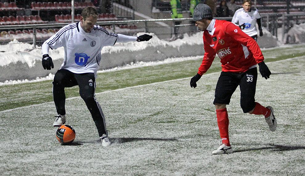 Legia Warszawa 3-1 Widzew Łódź - fot. Piotr Galas (zdjęcie 9 z 19)
