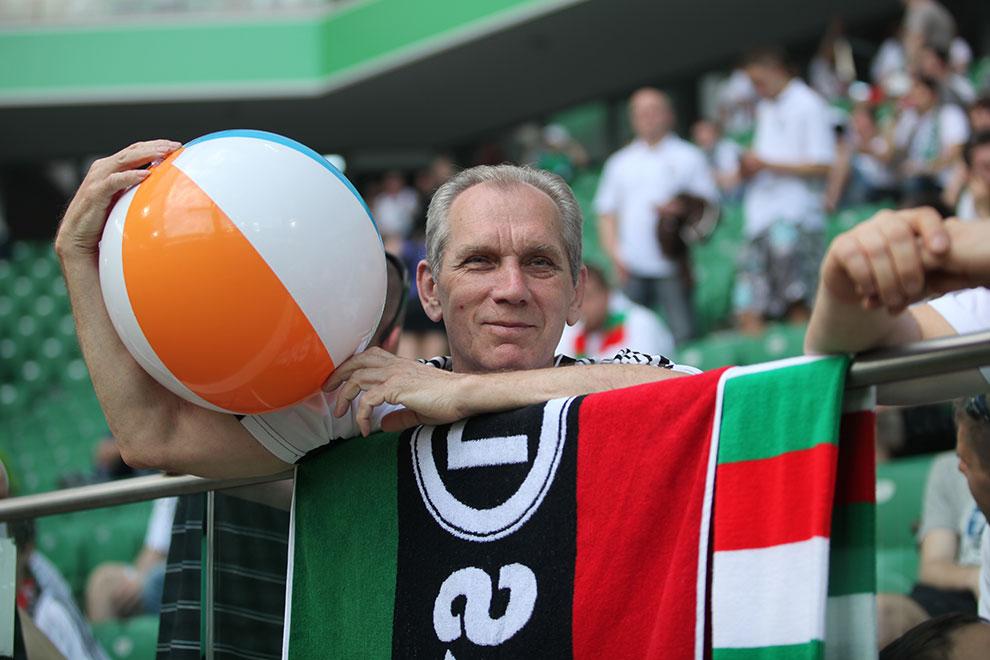 Legia Warszawa 2-0 Wisła Kraków - fot. Piotr Galas (zdjęcie 10 z 64)