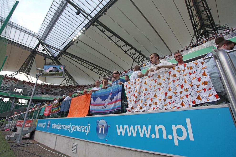 Legia Warszawa 2-0 Wisła Kraków - fot. Piotr Galas (zdjęcie 11 z 64)
