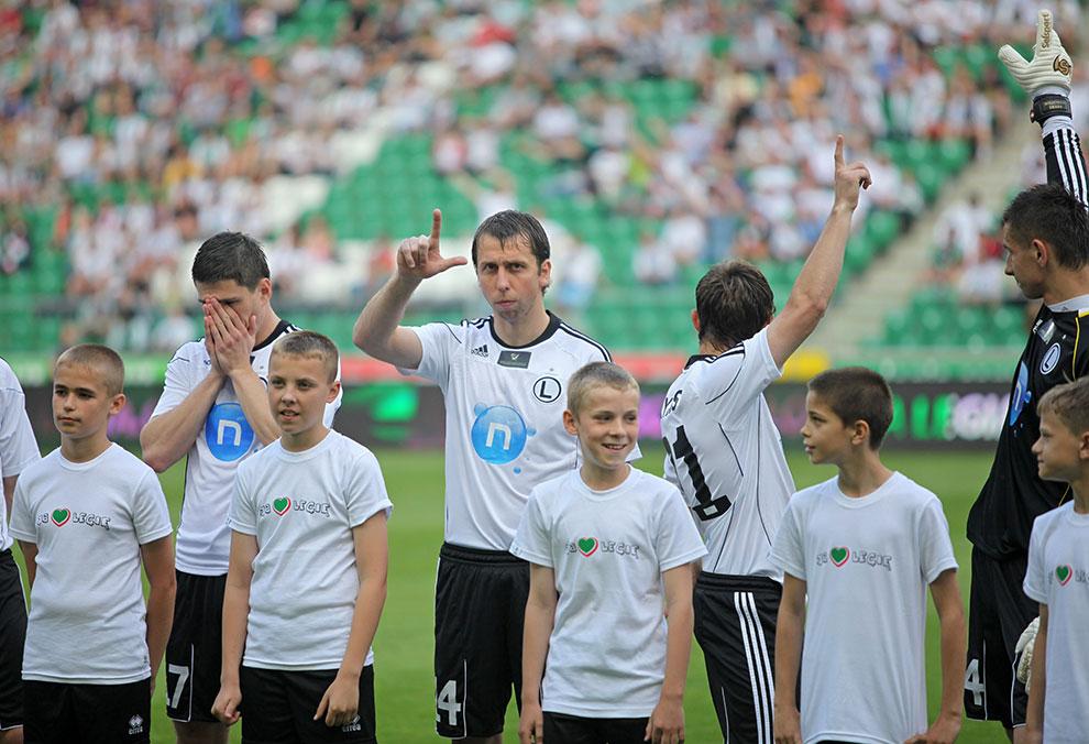 Legia Warszawa 2-0 Wisła Kraków - fot. Piotr Galas (zdjęcie 15 z 64)