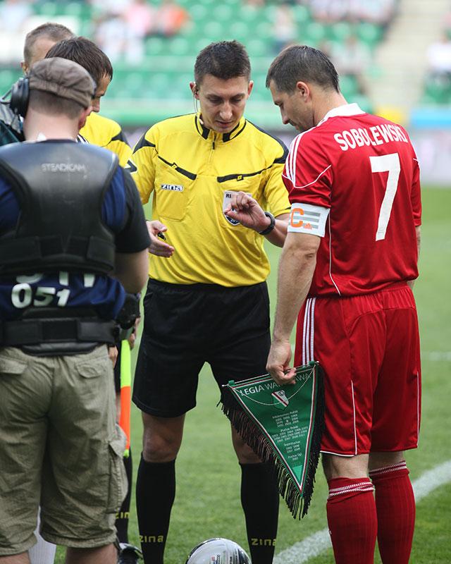 Legia Warszawa 2-0 Wisła Kraków - fot. Piotr Galas (zdjęcie 16 z 64)