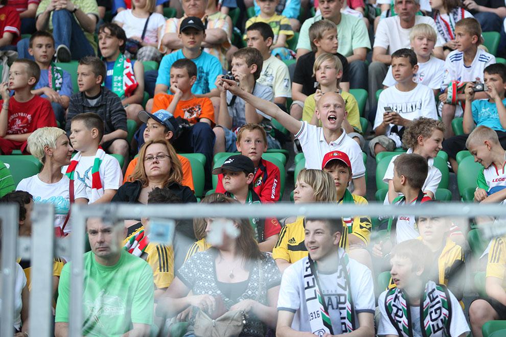Legia Warszawa 2-0 Wisła Kraków - fot. Piotr Galas (zdjęcie 18 z 64)