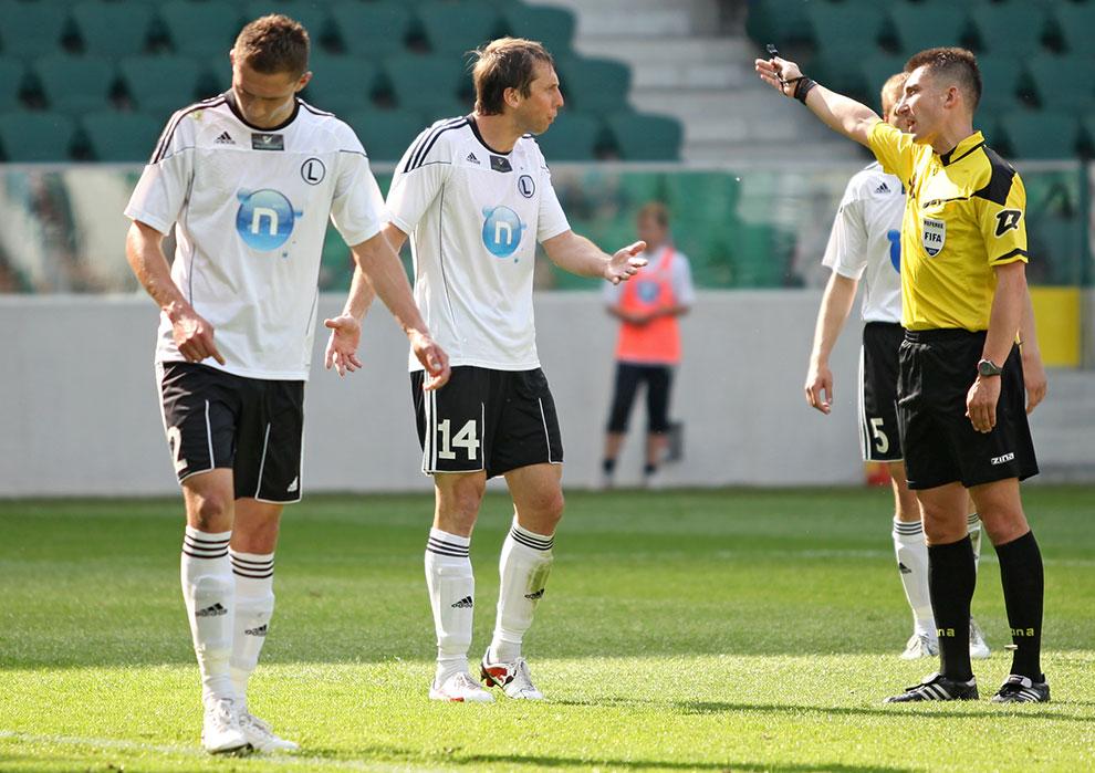Legia Warszawa 2-0 Wisła Kraków - fot. Piotr Galas (zdjęcie 21 z 64)