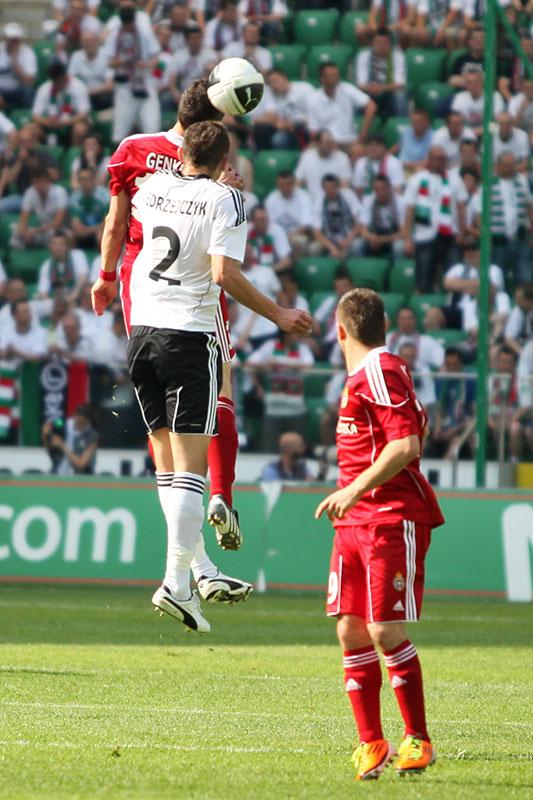 Legia Warszawa 2-0 Wisła Kraków - fot. Piotr Galas (zdjęcie 22 z 64)