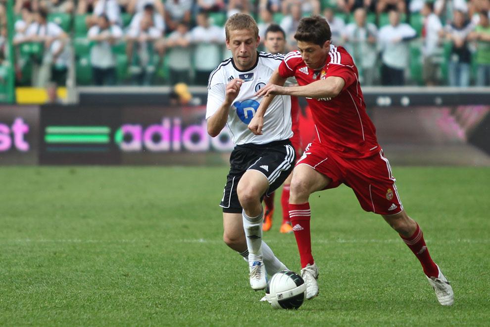 Legia Warszawa 2-0 Wisła Kraków - fot. Piotr Galas (zdjęcie 23 z 64)