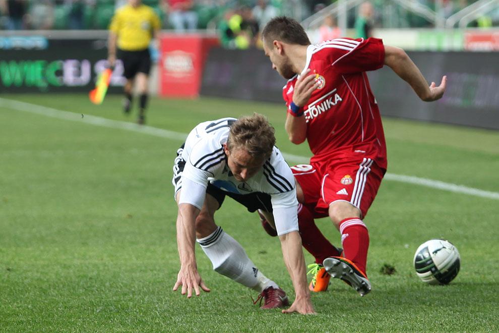 Legia Warszawa 2-0 Wisła Kraków - fot. Piotr Galas (zdjęcie 25 z 64)