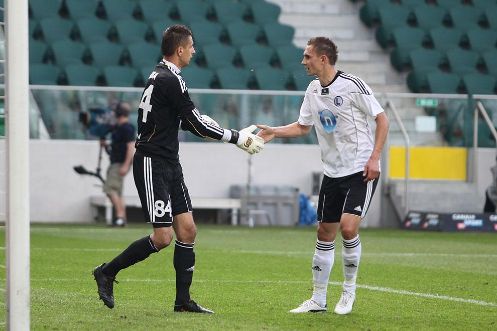 Legia Warszawa 2-0 Wisła Kraków - fot. Piotr Galas (zdjęcie 26 z 64)
