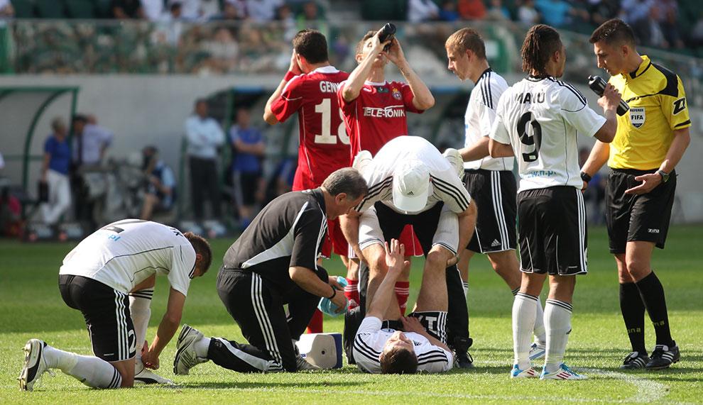 Legia Warszawa 2-0 Wisła Kraków - fot. Piotr Galas (zdjęcie 27 z 64)