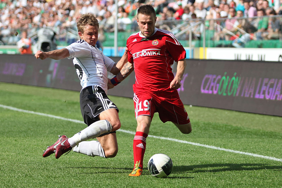 Legia Warszawa 2-0 Wisła Kraków - fot. Piotr Galas (zdjęcie 28 z 64)