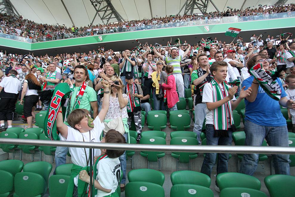 Legia Warszawa 2-0 Wisła Kraków - fot. Piotr Galas (zdjęcie 32 z 64)