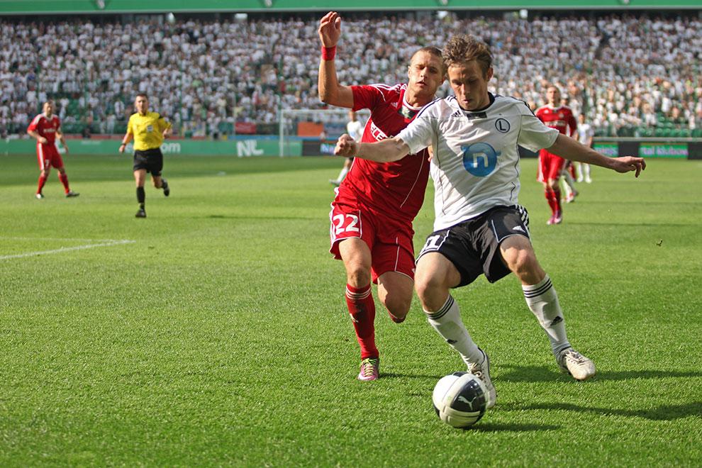 Legia Warszawa 2-0 Wisła Kraków - fot. Piotr Galas (zdjęcie 40 z 64)