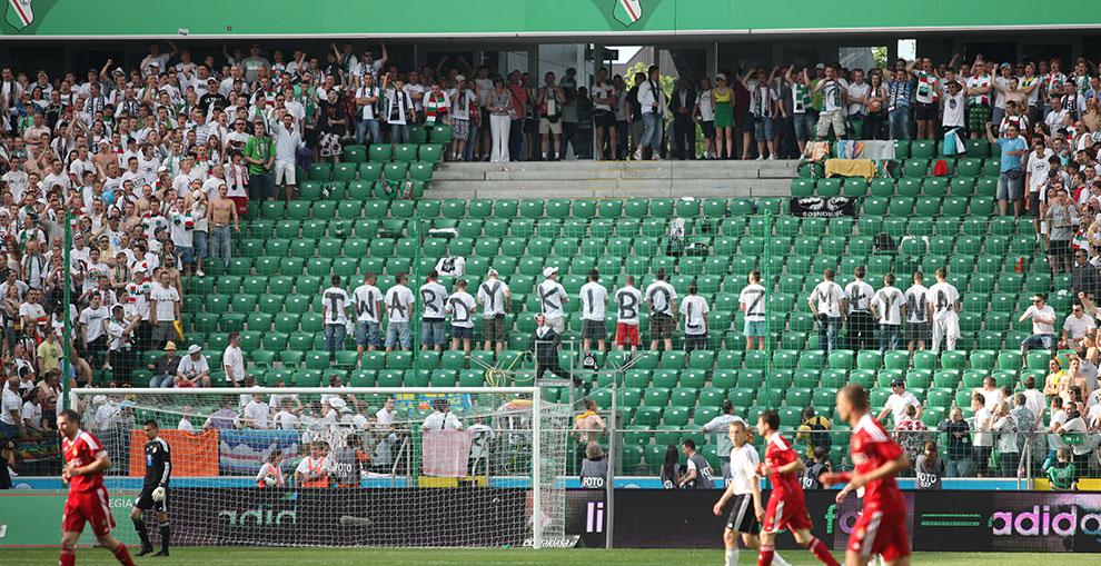 Legia Warszawa 2-0 Wisła Kraków - fot. Piotr Galas (zdjęcie 41 z 64)