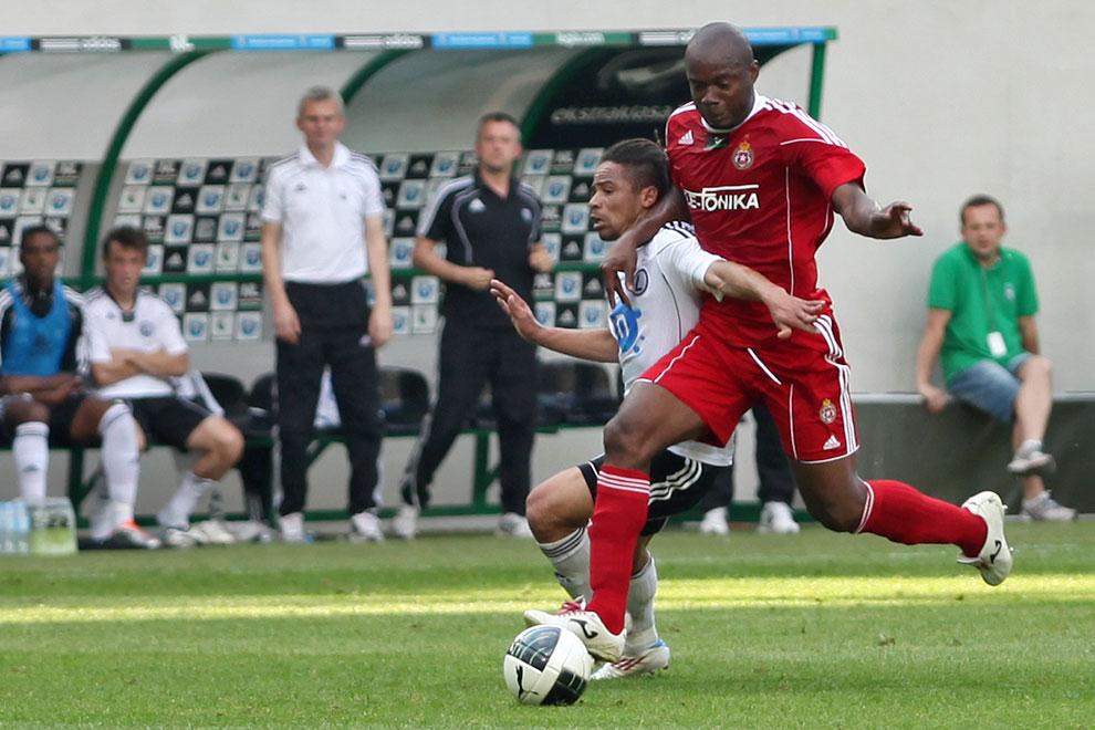 Legia Warszawa 2-0 Wisła Kraków - fot. Piotr Galas (zdjęcie 44 z 64)