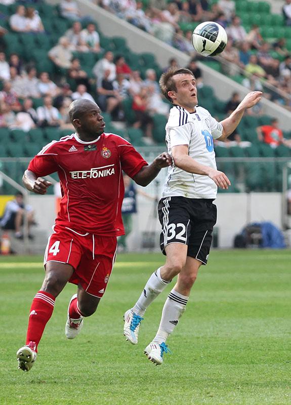 Legia Warszawa 2-0 Wisła Kraków - fot. Piotr Galas (zdjęcie 45 z 64)