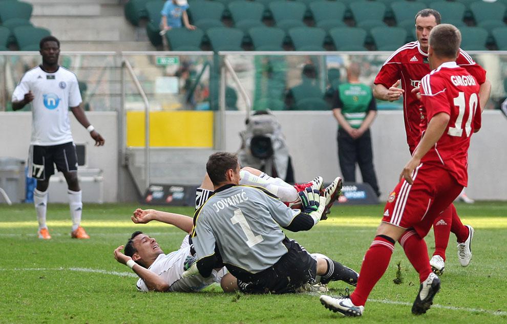 Legia Warszawa 2-0 Wisła Kraków - fot. Piotr Galas (zdjęcie 46 z 64)