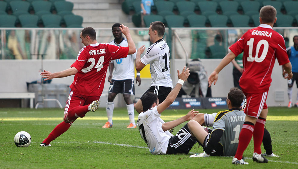 Legia Warszawa 2-0 Wisła Kraków - fot. Piotr Galas (zdjęcie 47 z 64)