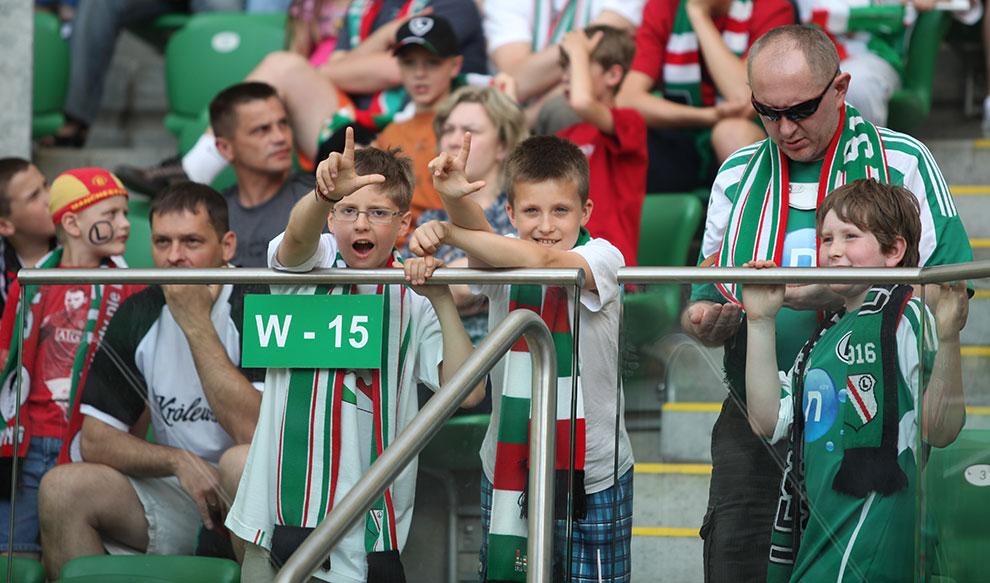 Legia Warszawa 2-0 Wisła Kraków - fot. Piotr Galas (zdjęcie 49 z 64)