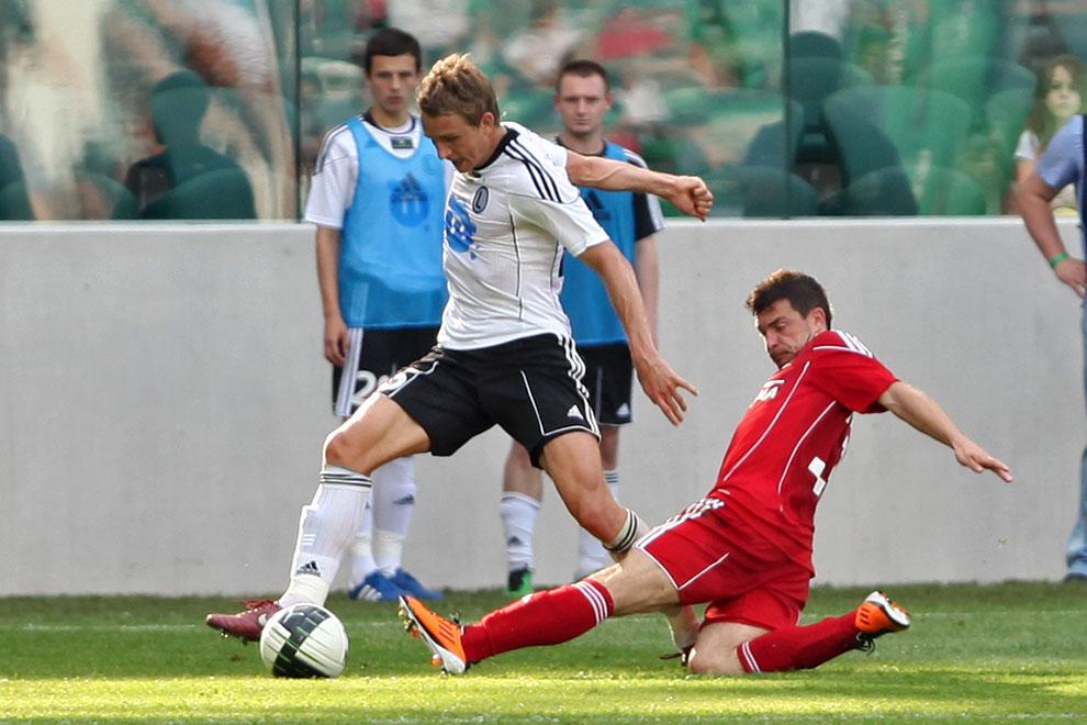 Legia Warszawa 2-0 Wisła Kraków - fot. Piotr Galas (zdjęcie 50 z 64)
