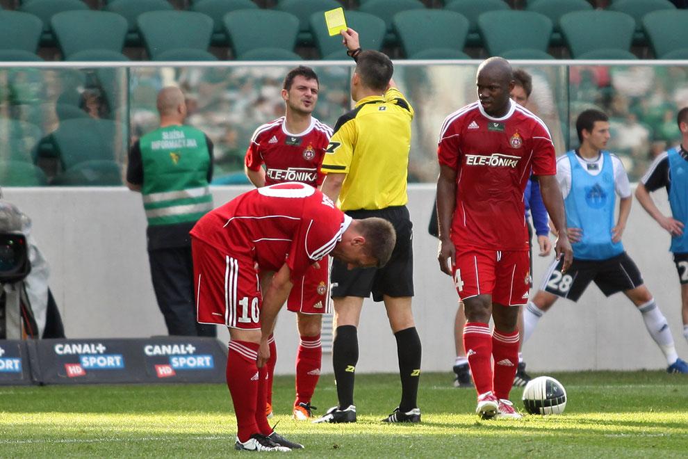 Legia Warszawa 2-0 Wisła Kraków - fot. Piotr Galas (zdjęcie 51 z 64)