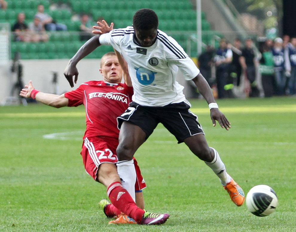 Legia Warszawa 2-0 Wisła Kraków - fot. Piotr Galas (zdjęcie 52 z 64)