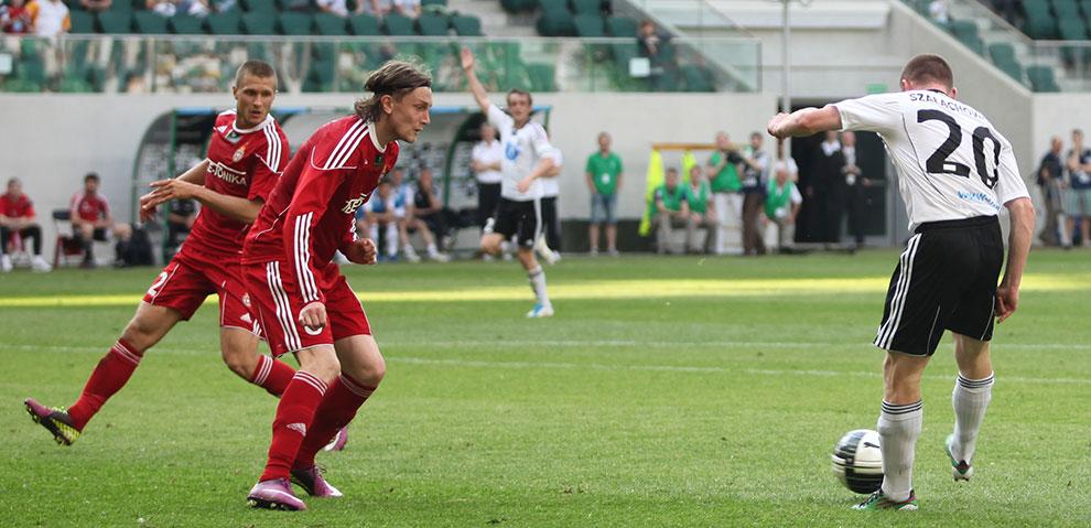 Legia Warszawa 2-0 Wisła Kraków - fot. Piotr Galas (zdjęcie 53 z 64)