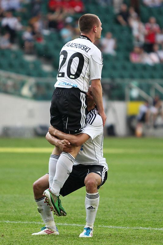 Legia Warszawa 2-0 Wisła Kraków - fot. Piotr Galas (zdjęcie 55 z 64)