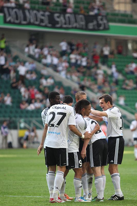 Legia Warszawa 2-0 Wisła Kraków - fot. Piotr Galas (zdjęcie 56 z 64)
