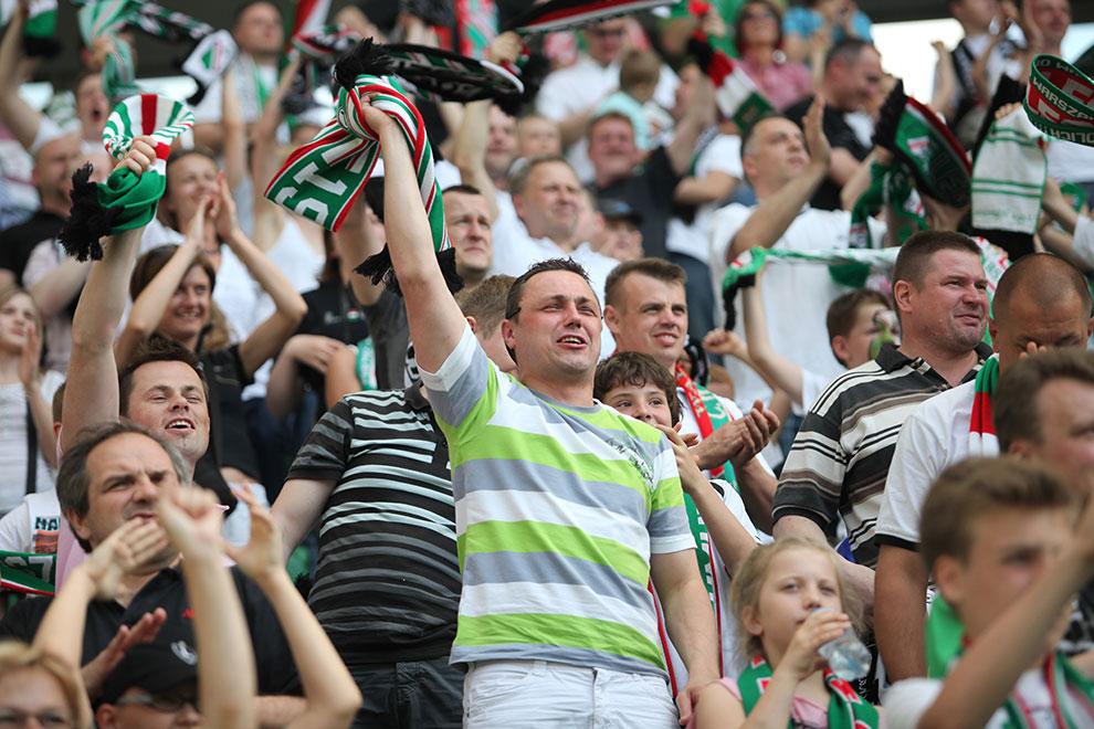 Legia Warszawa 2-0 Wisła Kraków - fot. Piotr Galas (zdjęcie 57 z 64)