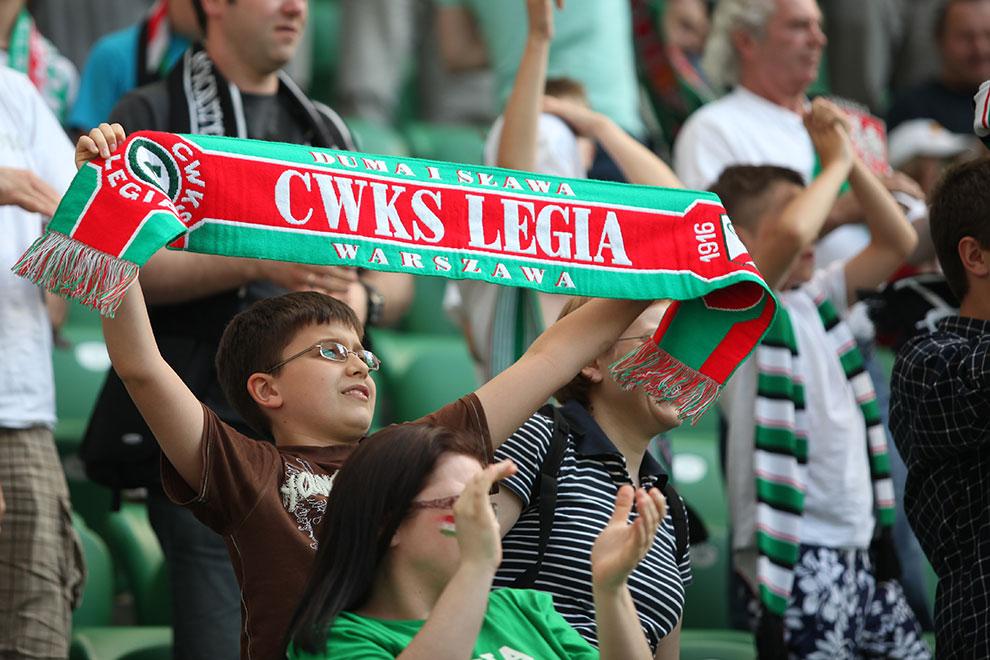 Legia Warszawa 2-0 Wisła Kraków - fot. Piotr Galas (zdjęcie 59 z 64)