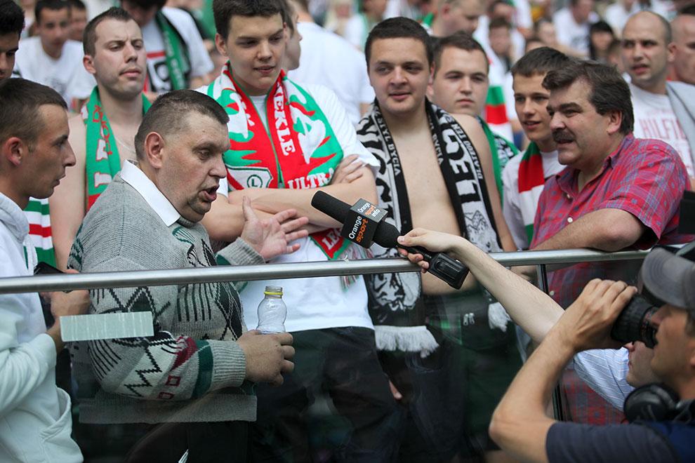 Legia Warszawa 2-0 Wisła Kraków - fot. Piotr Galas (zdjęcie 8 z 64)