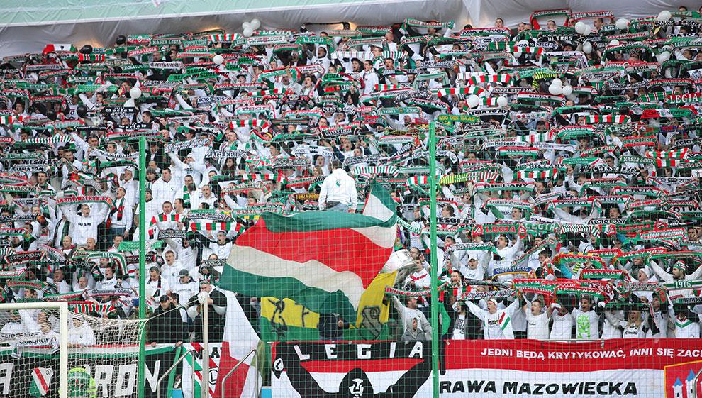 Legia Warszawa 2-2 Zagłębie Lubin - fot. Piotr Galas (zdjęcie 15 z 76)