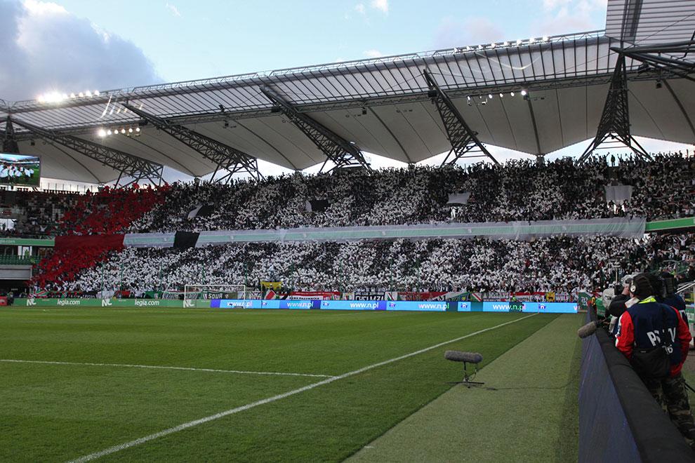 Legia Warszawa 2-2 Zagłębie Lubin - fot. Piotr Galas (zdjęcie 17 z 76)
